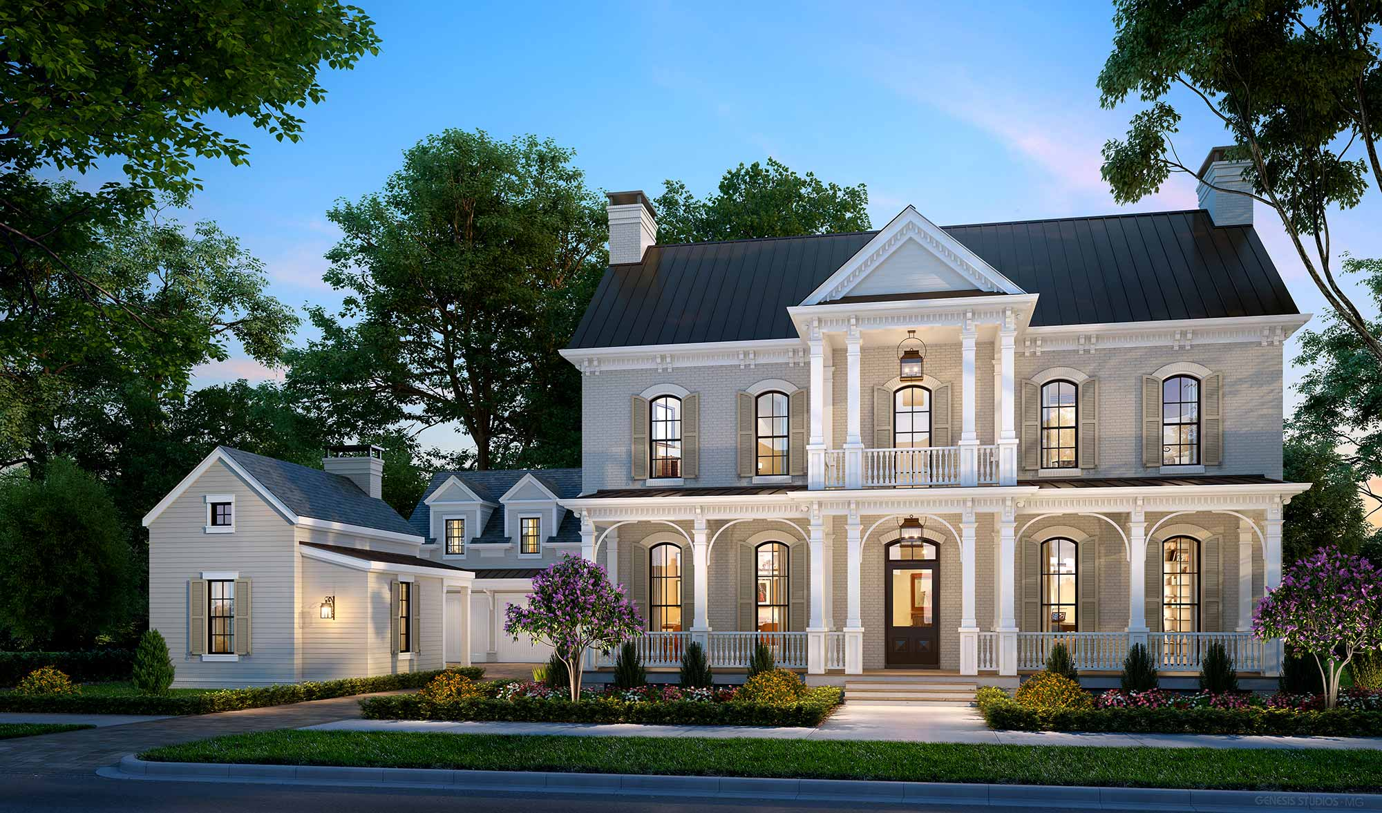 Nashville Parade of Homes Hatcliff Construction